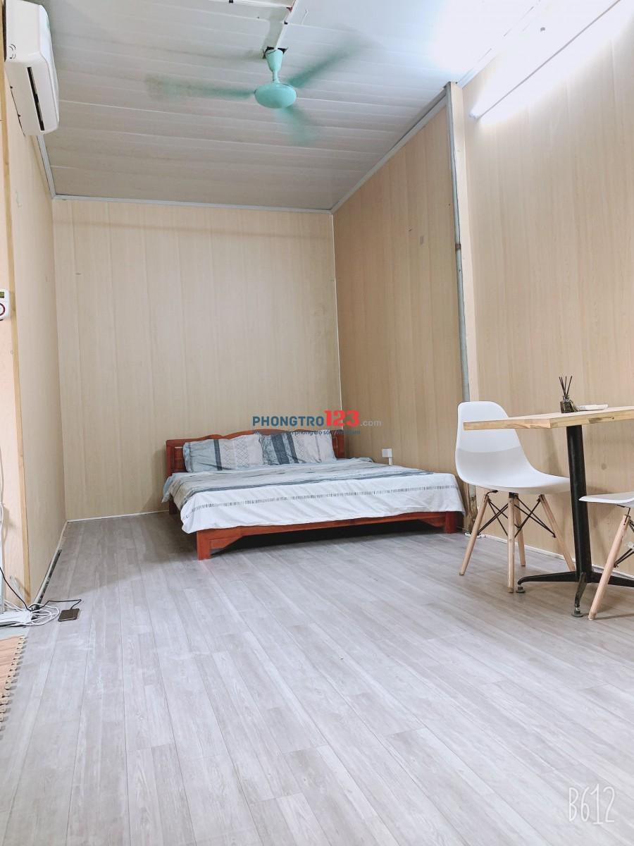 Chính chủ cho thuê phòng Full đồ 177 Thịnh Quang Ngã 4 sở, thái thịnh