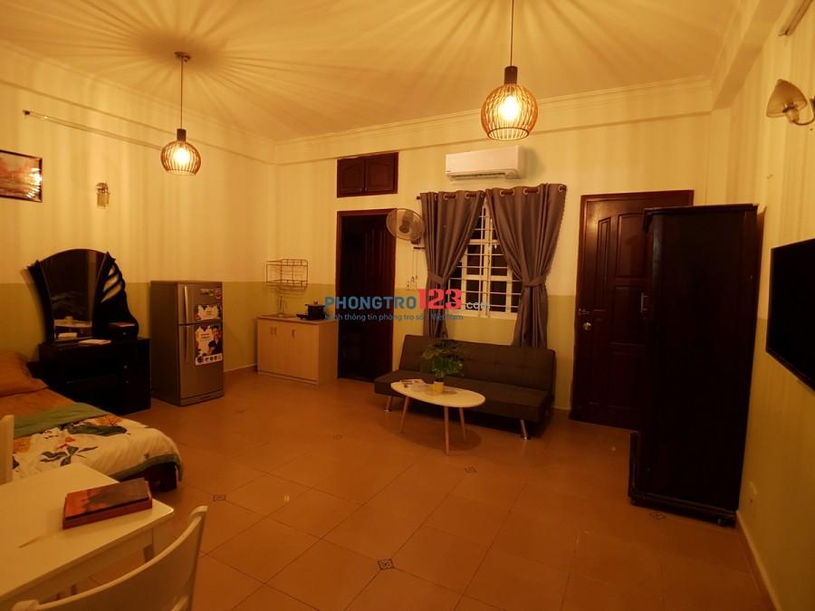 [ Giảm ngay 1 triệu] Căn Hộ mini 35m2, full nội thất cho thuê tại 46 Đường Bình Giã, Tân Bình