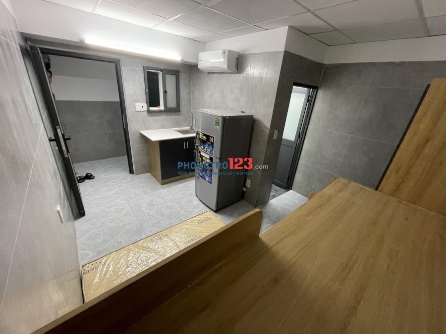 Giảm 50% - Nhận cọc T9 - Phòng full nội thất có gác, giá rẻ, gần VL,IUH