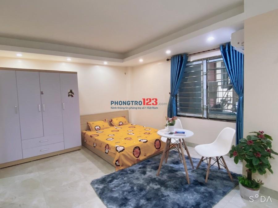 Studio cao cấp tại 53 Thiên Hiền, Mỹ Đình. ️Giảm 500k/tháng, và còn nhiều ưu đãi.