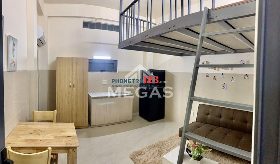 Căn hộ mini duplex full nội thất tại 42 Đường Ung Văn Khiêm, Phường 25, Quận Bình Thạnh giá 4tr/tháng