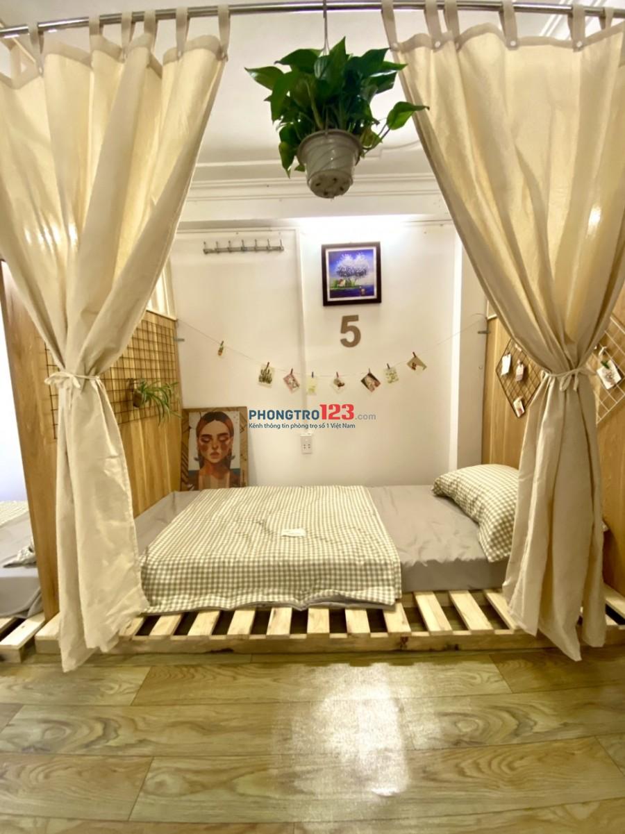 Cho thuê ở ghép homestay Kim Giang, Hà Nội. Giá thuê: 1,5 triệu/tháng. Diện tích: 35 m2