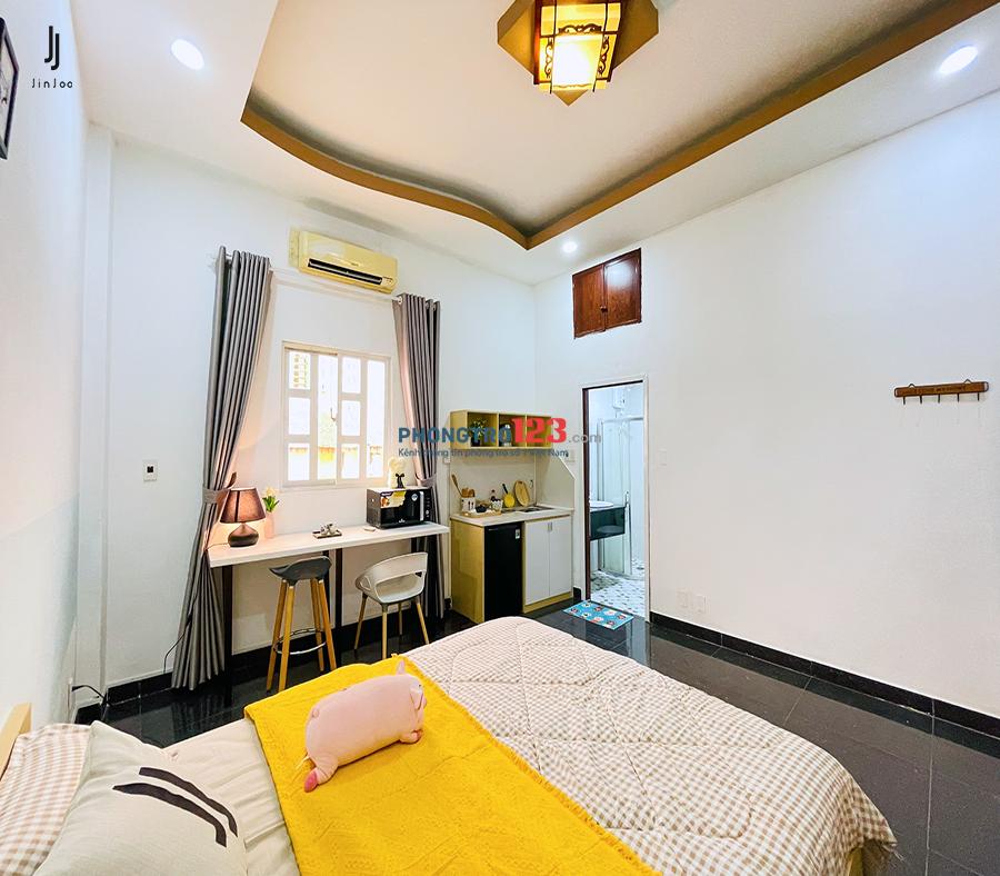 JinJoo Home tại 106 Bis Nguyễn Văn Cừ Quận 1, Thuê thả ga, không lo về giá