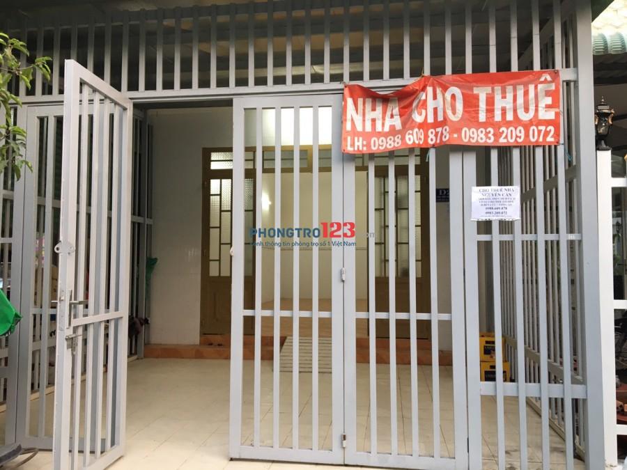 Chính chủ cho thuê nhà mới 5x25 Chợ Mới Gò Đen, Bến Lức, Long An