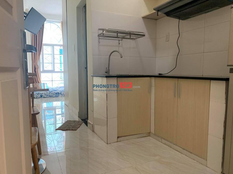 Phòng cho thuê giá rẻ 50/21 đường Huỳnh Văn Bánh, phường 15, Phú Nhuận