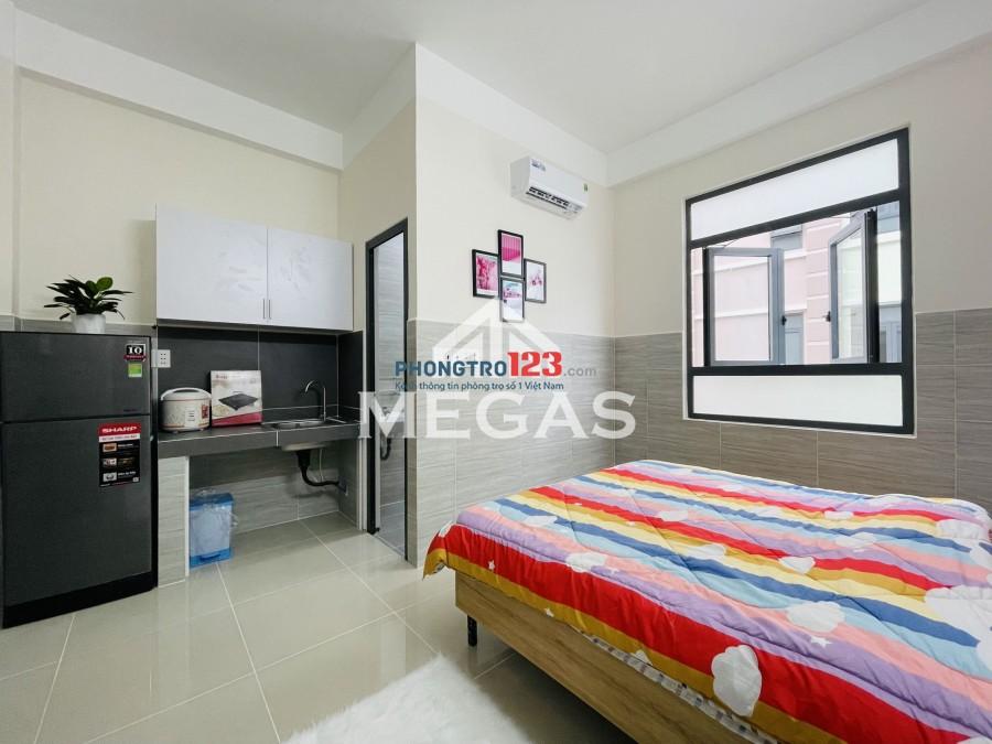Cho thuê căn hộ dịch vụ gần trường Hutech, Văn Lang cơ sở 3, cao đẳng FPT, ĐH GTVT