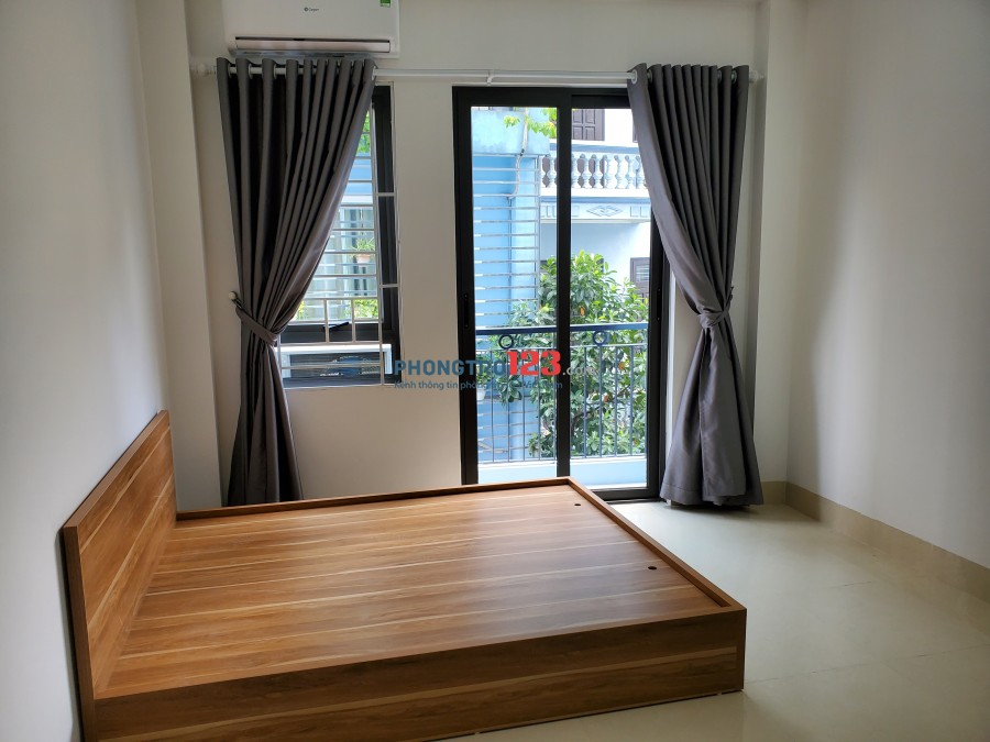 Phòng trọ 32m² ở 2 - 4 người thoảng mái, nội thất đầy đủ tại Phú Diễn.