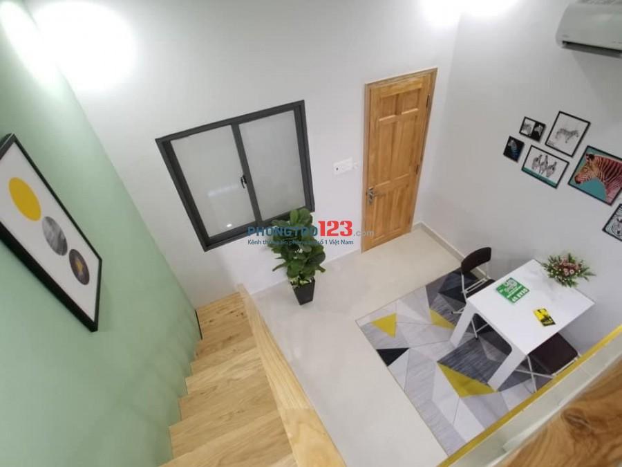 Căn hộ Dulex cửa sổ thoáng mát tại Chu Văn An, Phường 12, Quận Bình Thạnh