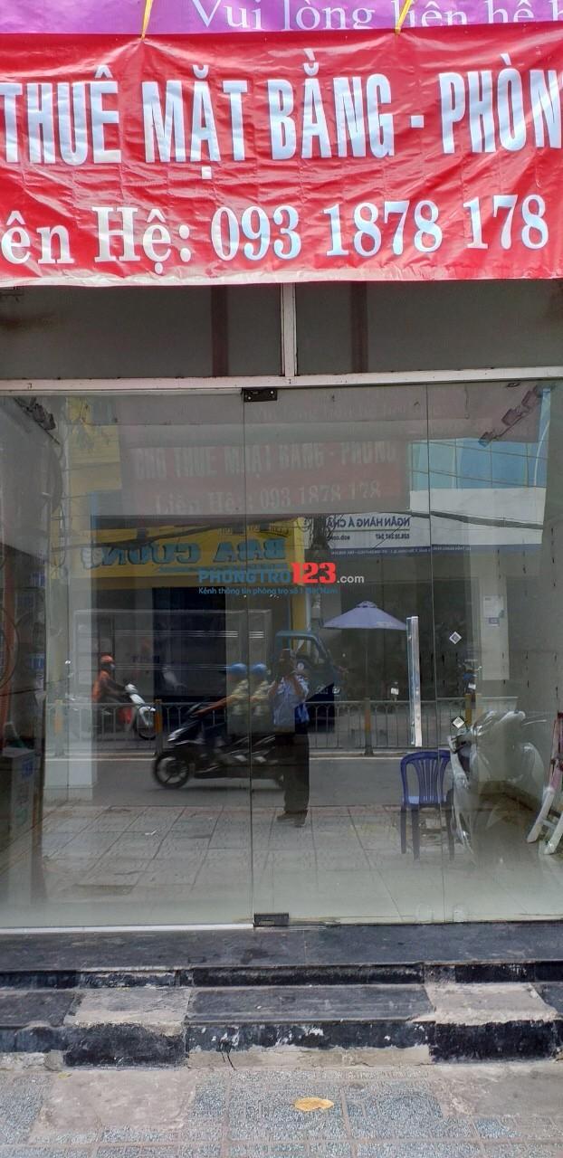 Cho thuê mặt bằng 206 đường Trần Quang Khải (chính chủ) (QC xin đừng gọi)