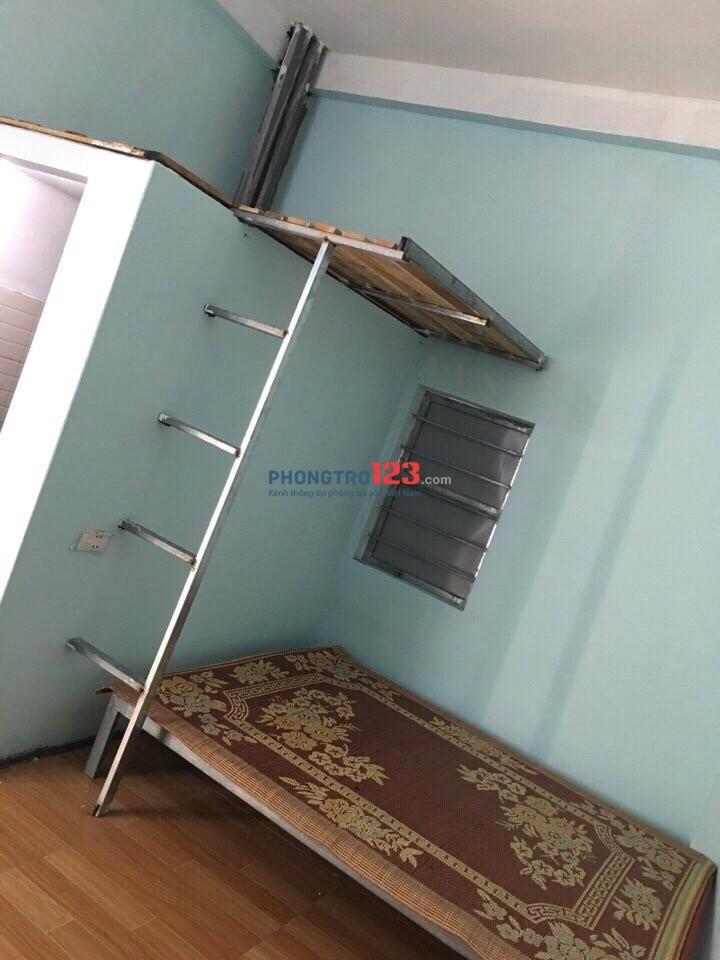 Nhà em có phòng trọ cho thuê: phòng khép kín, diện tích từ 15-17m2, có gác xép, wifi, điện tính theo