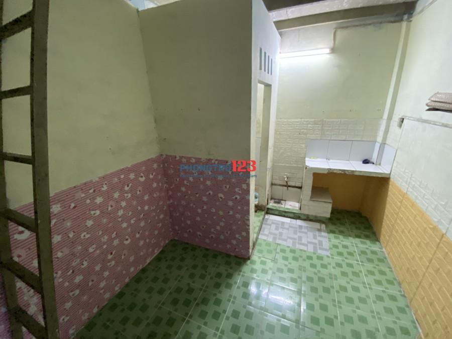 Phòng trọ cho thuê 25m2 ( hồ văn long ) gần Khu Công Nghiệp Tân Bình