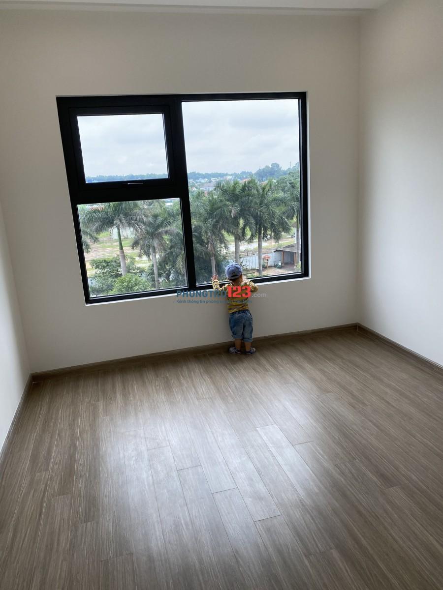 Cho thuê căn hộ 02 PN - 01WC dự án Vinhomes Grand Park Quận 9