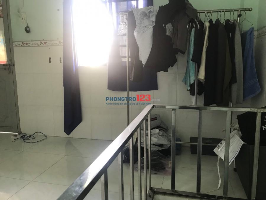 Tìm 01 bạn nam ở ghép (sinh viên hoặc văn phòng) phòng 20m2, giá 1tr5/người tại 174 Đường Lê Văn Lương, Quận 7