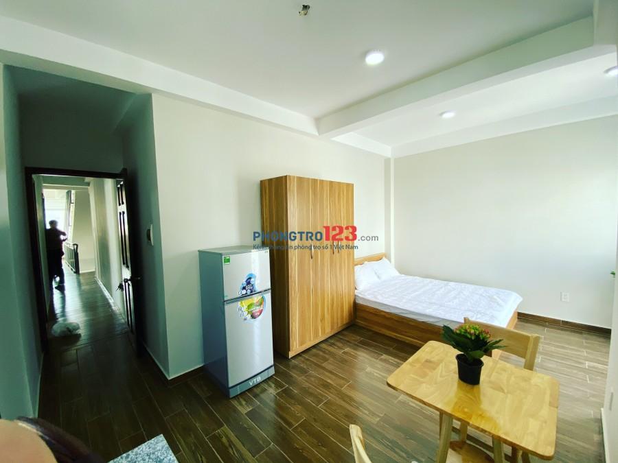 Studio nội thất đầy đủ tại 330 Đường Tôn Đản, Phường 4, Quận 4. Lh tư vấn chi tiết 0909611835