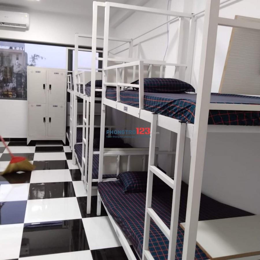 KTX NAM mới xây Cao cấp ở ĐH FPT cách 2,7km - Full nội thất, Máy lạnh, An ninh bao trọn gói cho SV FPT