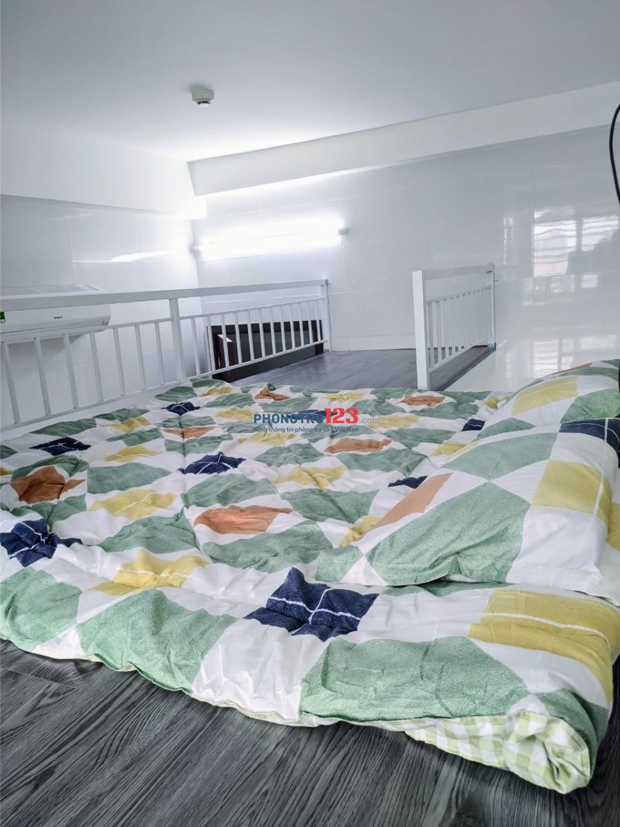 Phòng trọ 30m2 tại Phó Đức Chính, Phường 1, Quận Bình Thạnh