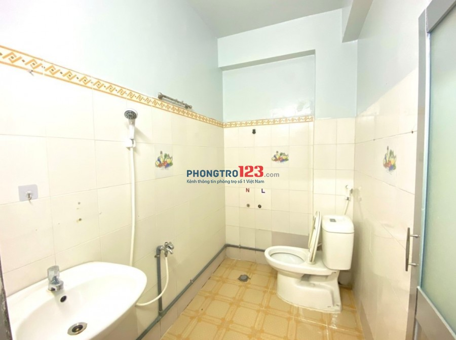 Phòng mới xây có bảo vệ thang máy, an ninh tuyệt đối ngay LÂM VĂN BỀN Q7