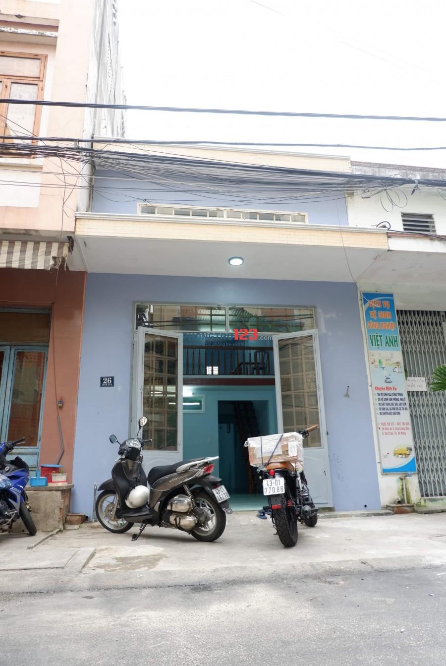 Chính chủ cho thuê nhà nguyên căn mặt tiền thích hợp ở + kinh doanh khu vực Hải Châu
