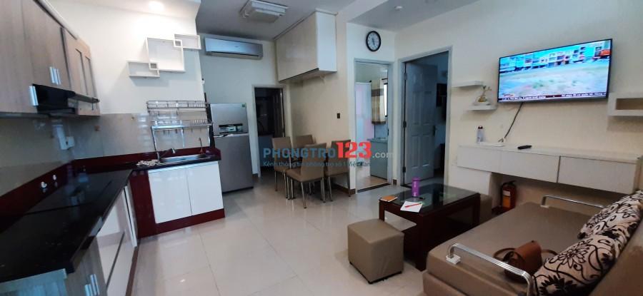 Căn hộ Useful Tân Bình căn 2PN, diện tích 55 m2, tầng 15 thoáng mát