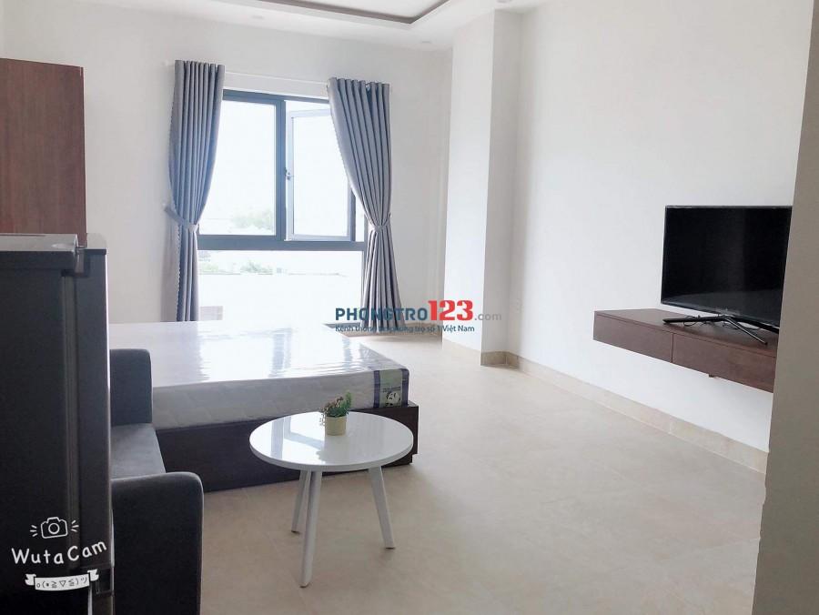 Cho thuê căn hộ dạng Studio tại 10 Trần Văn Thành, Phường Khuê Mỹ, Quận Ngũ Hành Sơn