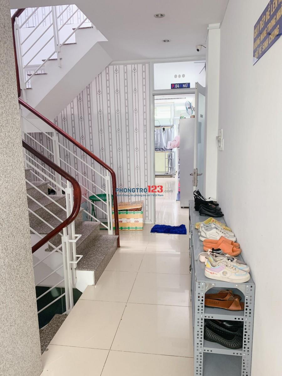 Ktx chỉ 900k/tháng bao trọn phí sinh hoạt tại 52 Nguyễn Giản Thanh, Phường 15, Quận 10