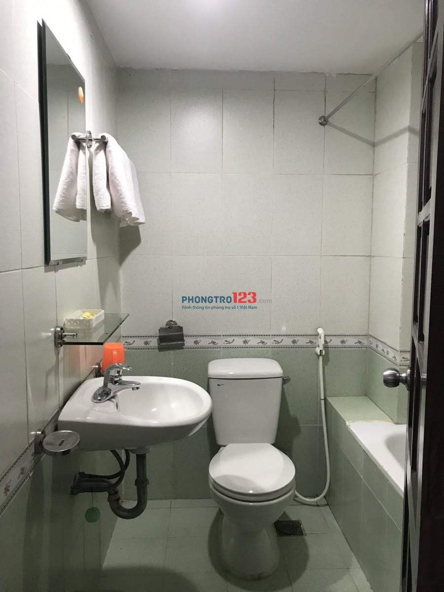 Phòng khách sạn cho thuê giá rẻ tại trung tâm Tp.Huế chỉ 2 triệu/tháng