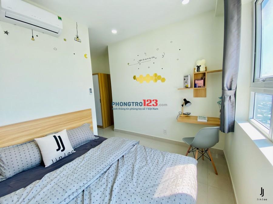 Jinjoo home - chỉ 5 triệu đồng - chung cư topaz, cao lỗ, quận 8