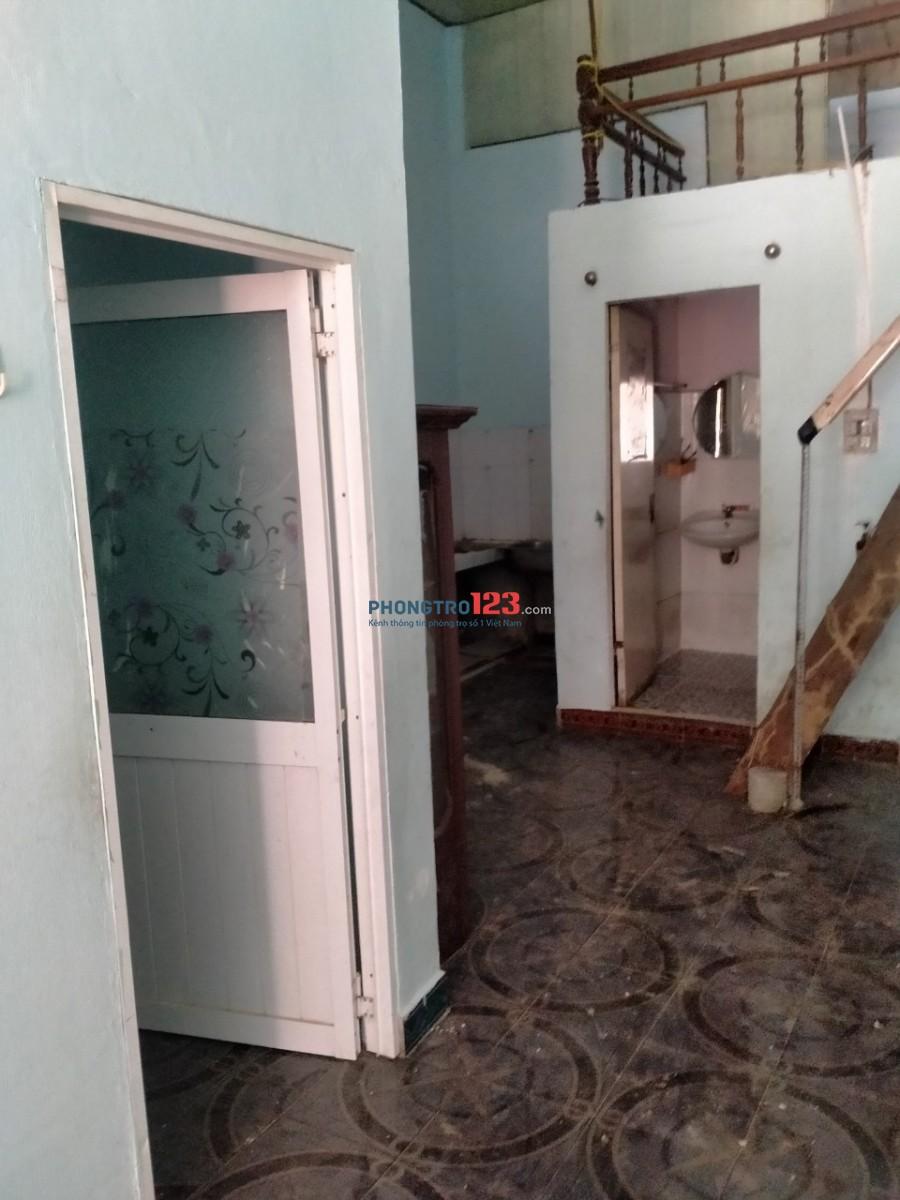 Cho thuê nhà nguyên căn, sử dụng cho sinh hoạt gia đình và có dãy phòng trọ để cho thuê