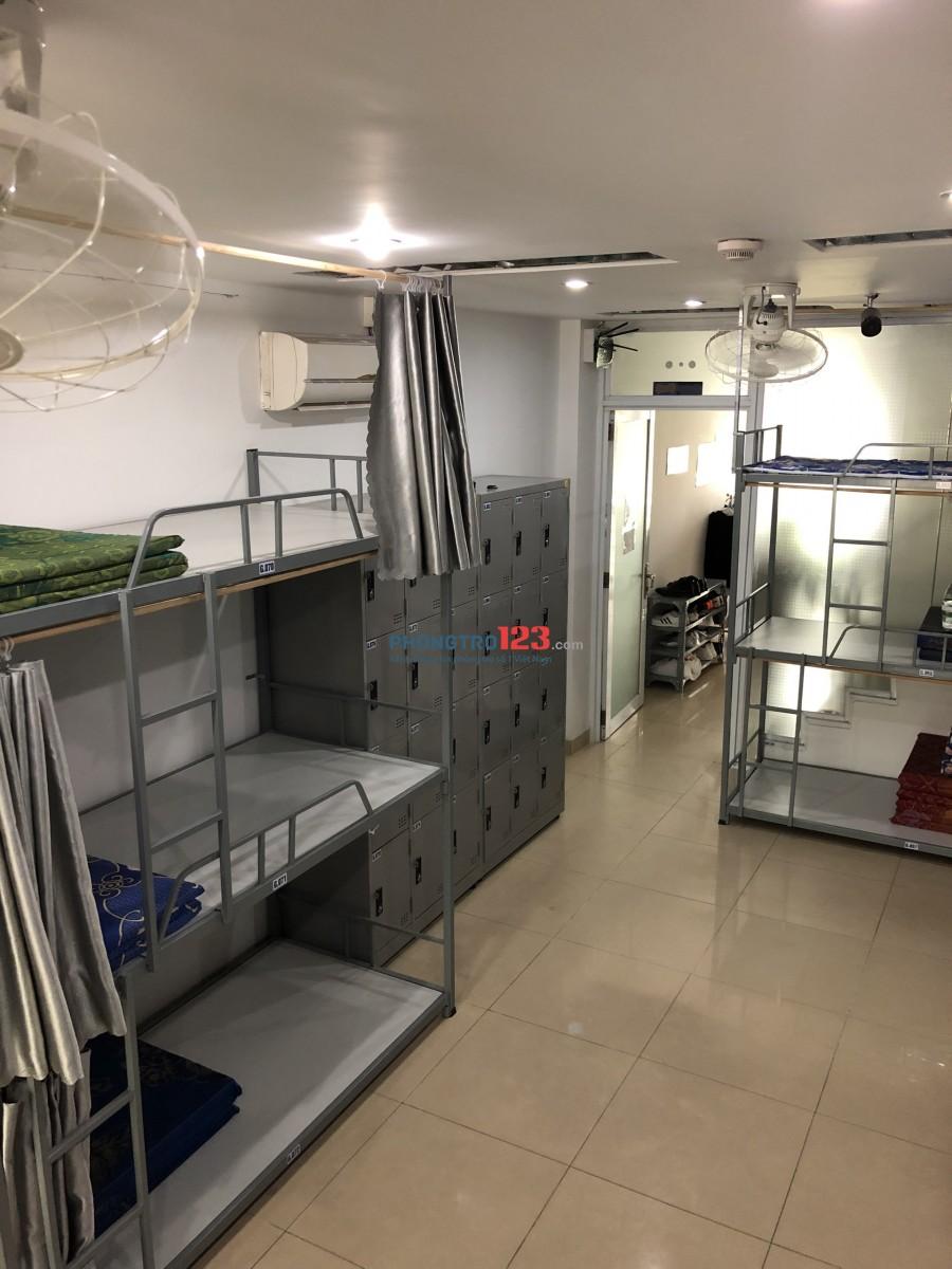Phòng trọ ở ghép giá rẻ tại trung tâm Quận 10, chỉ cần xách vali vào ở