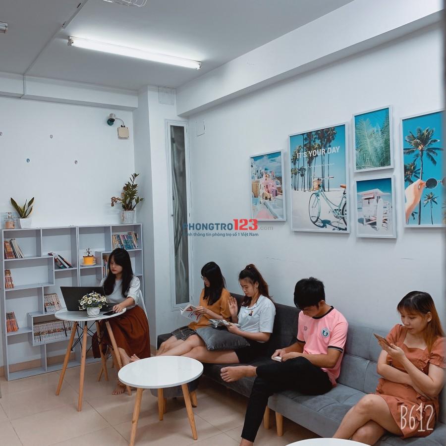 Phòng Ở Ghép Giá Hạt Dẻ Ngay tại 52 Đồng Nai, Phường 15, Quận 10