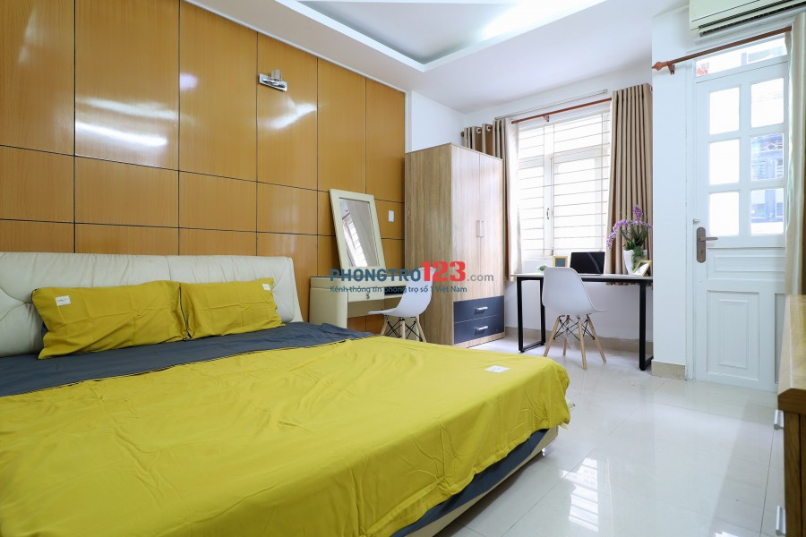 JinJoo Home - 25m2, Nguyễn Hữu Cảnh, Bình Thạnh - Giảm ngay 2 triệu