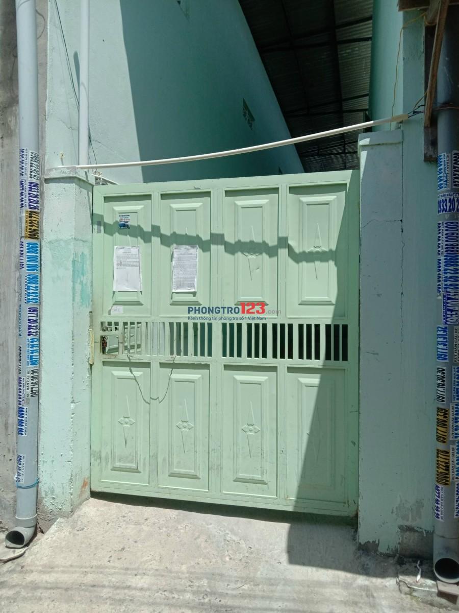 Cho thuê phòng trọ lối đi riêng Phạm Ngọc Thạch,Phan Thiết