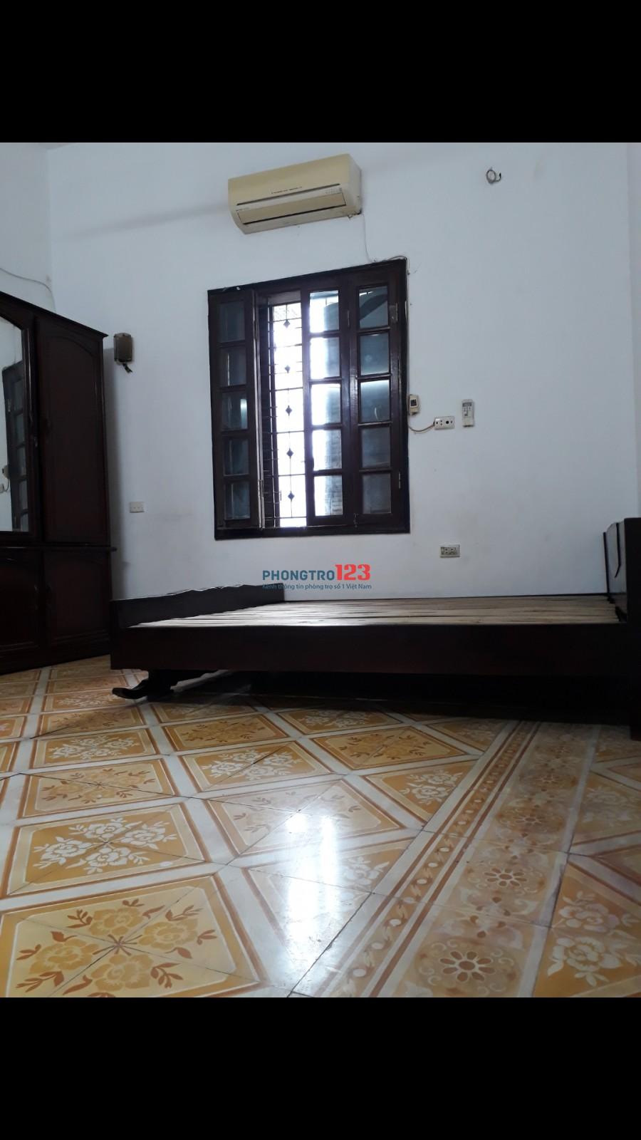 Phòng trọ không chung chủ, cạnh Times City, gần Kinh Công tại Ngõ 156 Dương Văn Bé, Hai Bà Trưng