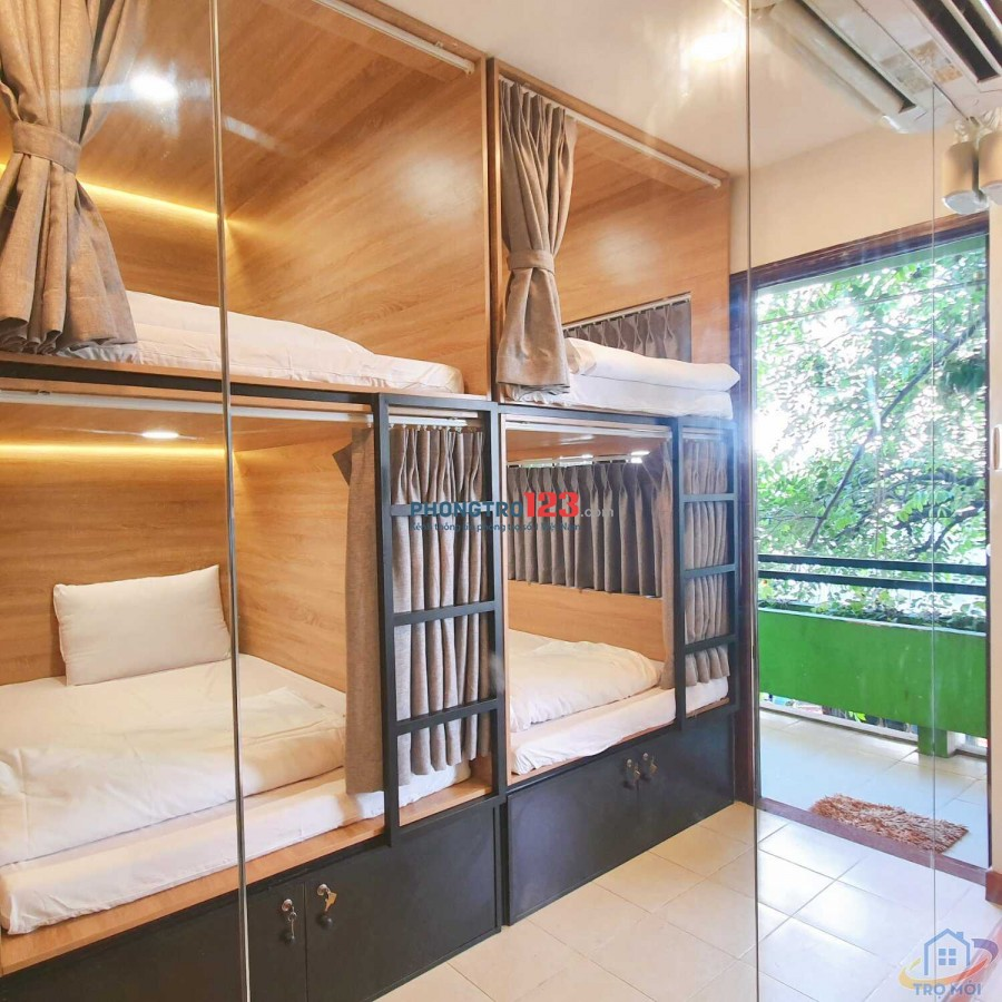 Chính Chủ Cho Thuê Dorm/KTX/ Studio mặt tiền 121 Cống Quỳnh