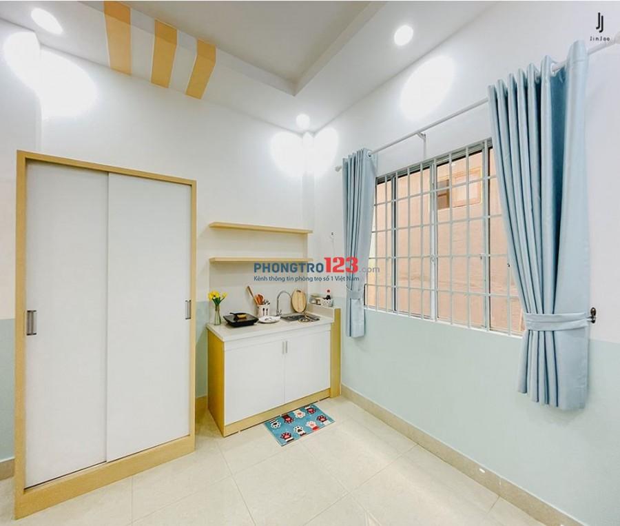 Jinjoo Home - đường Phú Mỹ, Quận Bình Thạnh - 30m2 - 5tr7/tháng