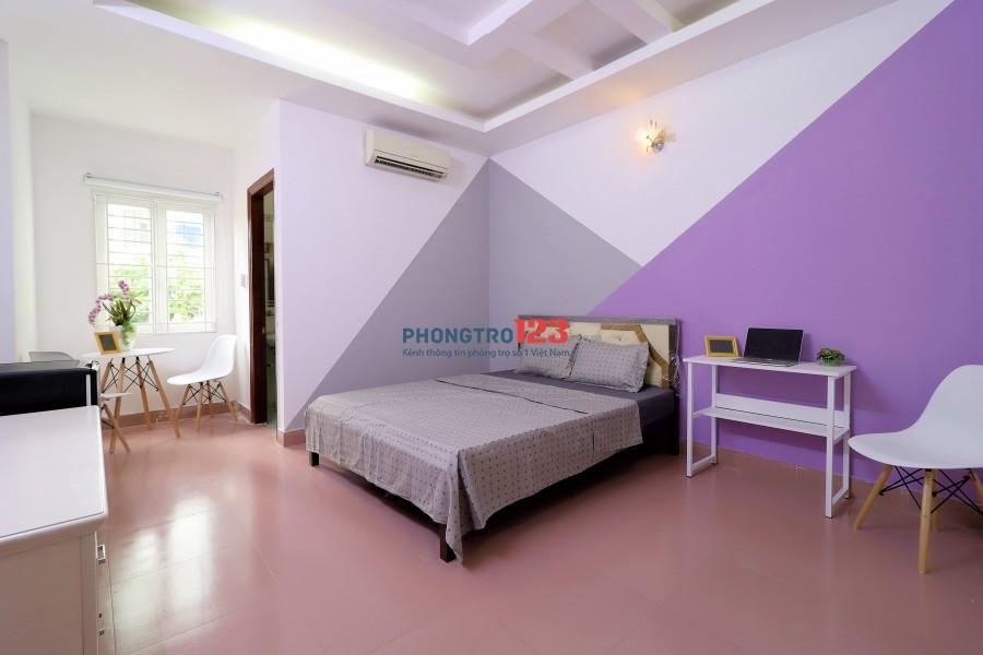 JinJoo Home - phòng 20m2, đường Nguyễn Hữu Cảnh, quận Bình Thạnh - Tặng ngay 2 triệu