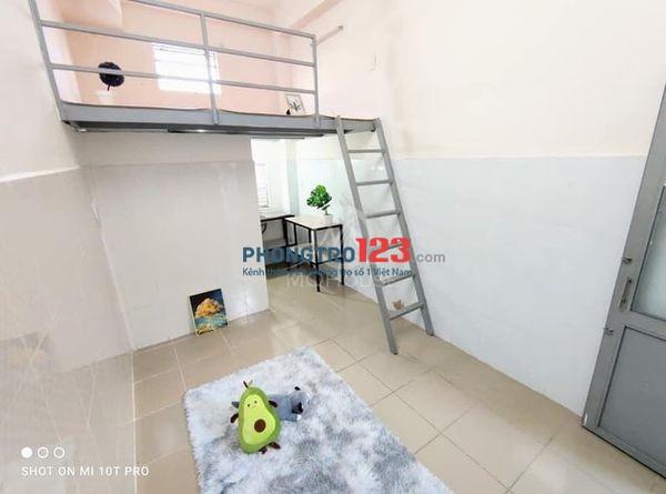 Phòng trọ giá rẻ Chu Văn An, Bình Thạnh giá từ 3 triệu/tháng đến 3tr5/tháng