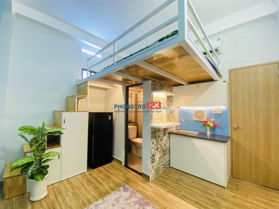 (ƯU ĐÃI HẤP DẪN) Căn hộ mini mới xây ở Xô Viết Nghệ Tĩnh - Bình Thạnh