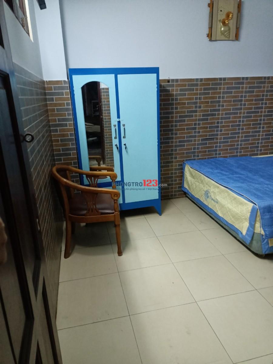 Cho thuê P 2tr2 có máy lạnh 2tr7 2tr9 full nội thất 469 CộngHoà