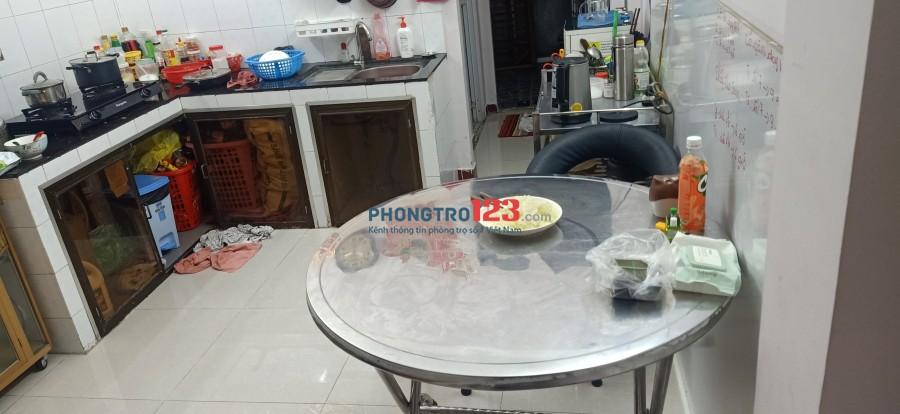 Phòng trọ, ký túc xá mini nữ bình dân tại 84/8 Đường Nguyễn Văn Nghi, Phường 5, Quận Gò Vấp