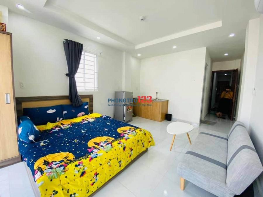 Căn hộ mini thiết kế hiện đại bancon 60 Đường số 79, Phường Tân Quy, Quận 7
