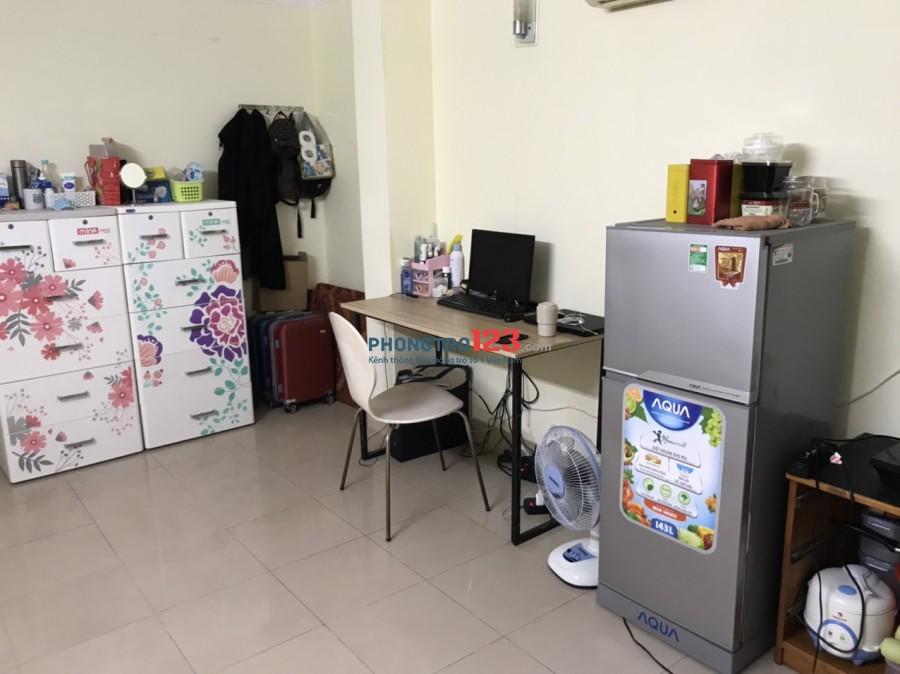 Tìm nữ ở ghép (chi phí <1tr ) tại Nguyễn Văn Trỗi, Phường 1,Tân Bình