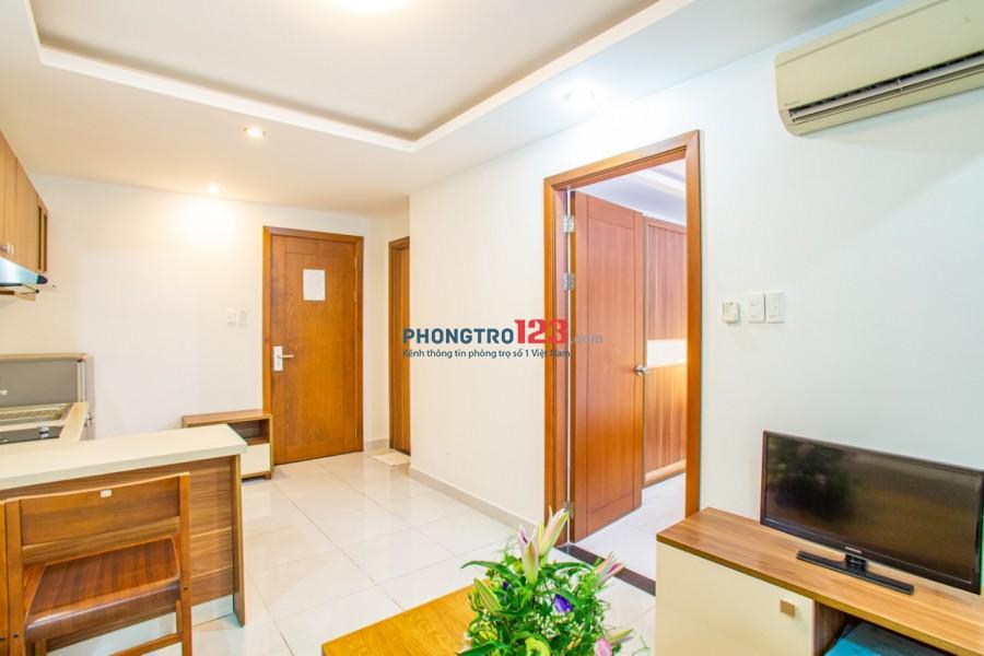 Cho thuê căn hộ mini cao cấp 1PN 1G khu Hưng gia Q7