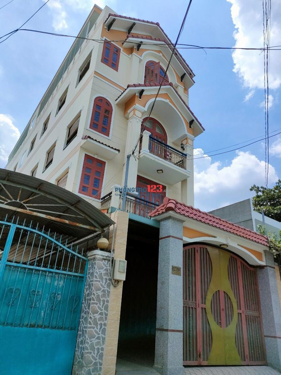 Cho thuê phòng trọ cao cấp dàng cho sinh viên đại học Ngân Hàng và, SPKT. Dt 24m2 giá thuê 3 triệu