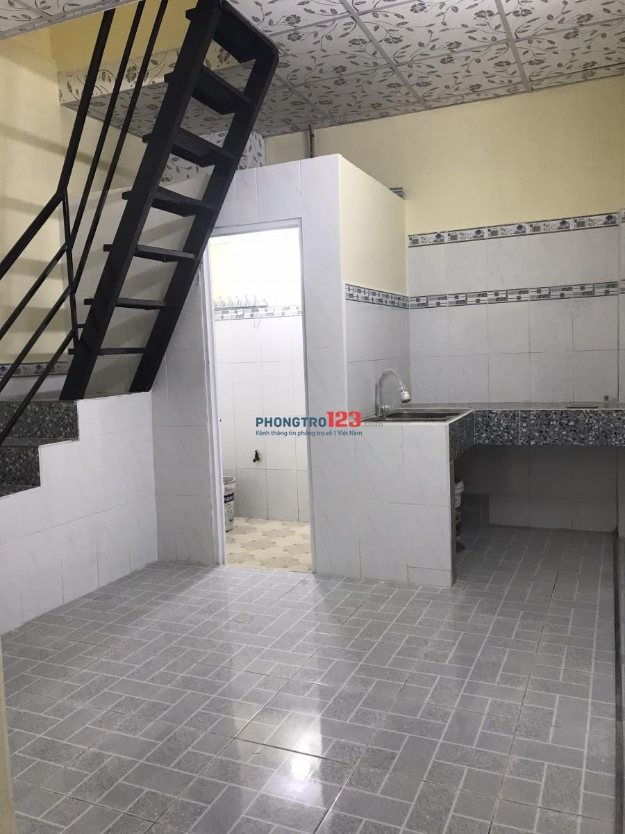 Thuê nhà 1T1L hẻm 465 Trần Xuân Soạn Q7, 57m2