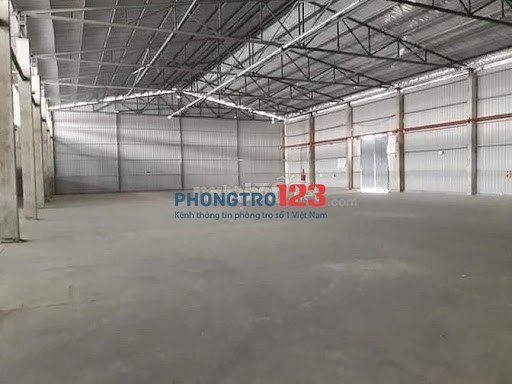 Cho thuê mặt bằng kinh doanh, kho xưởng tại 225 Đường Phan Bá Vành, Phường Cổ Nhuế 1, Quận Bắc Từ Liêm