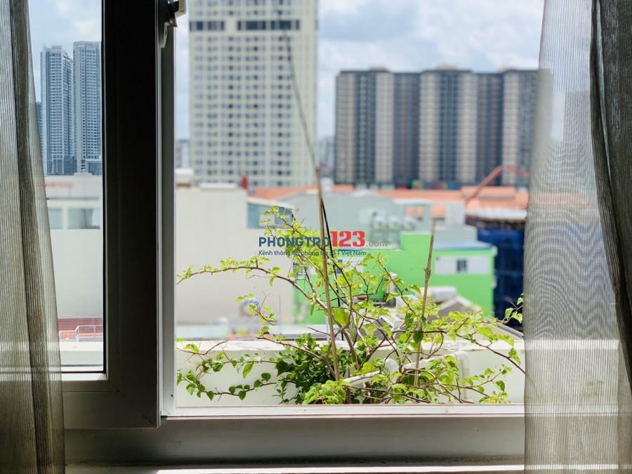 Căn hộ mini giá rẻ hỗ trợ mùa dịch tại Đường Lý Phục Man, Phường Tân Phong, Quận 7