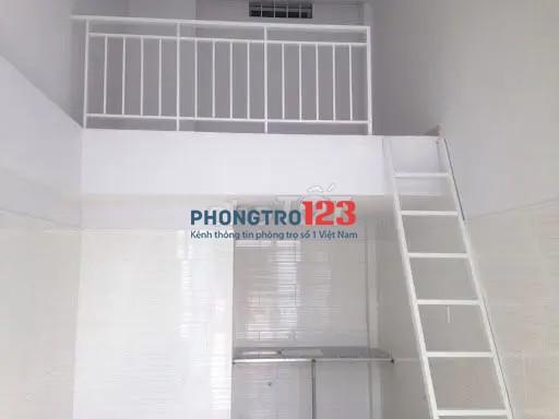 Cho thuê phòng 3 người ở, Hẻm xe hơi, 2,4 triệu, Huỳnh Tấn Phát, Quận 7