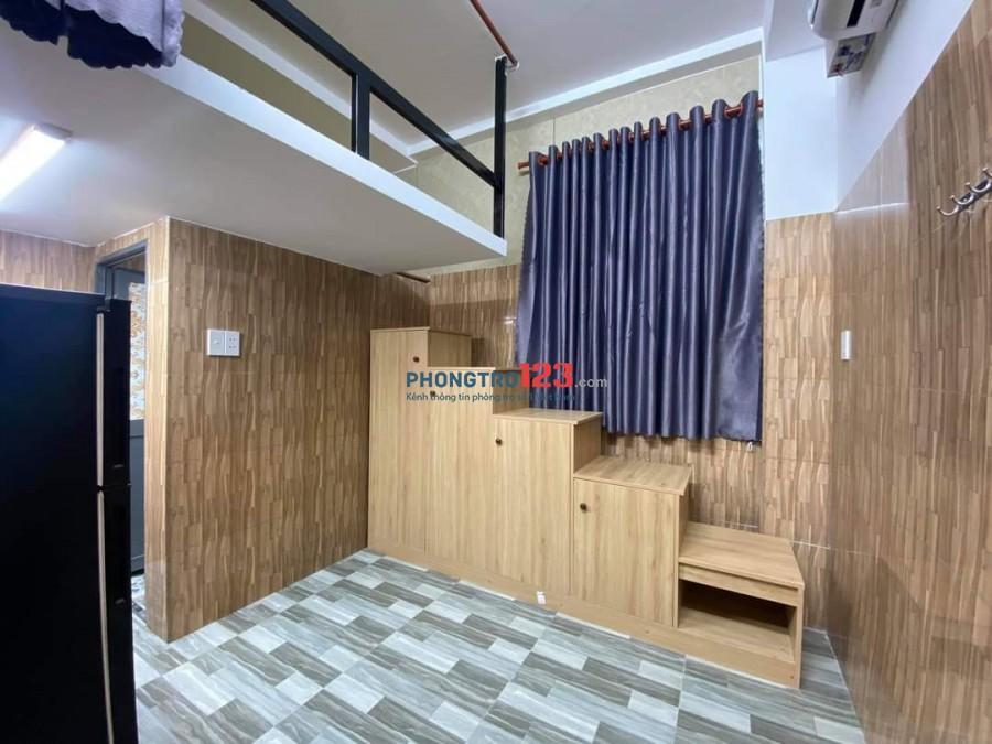 Phòng NEW có gác/ko gác FULL nội thất tại CV Làng Hoa