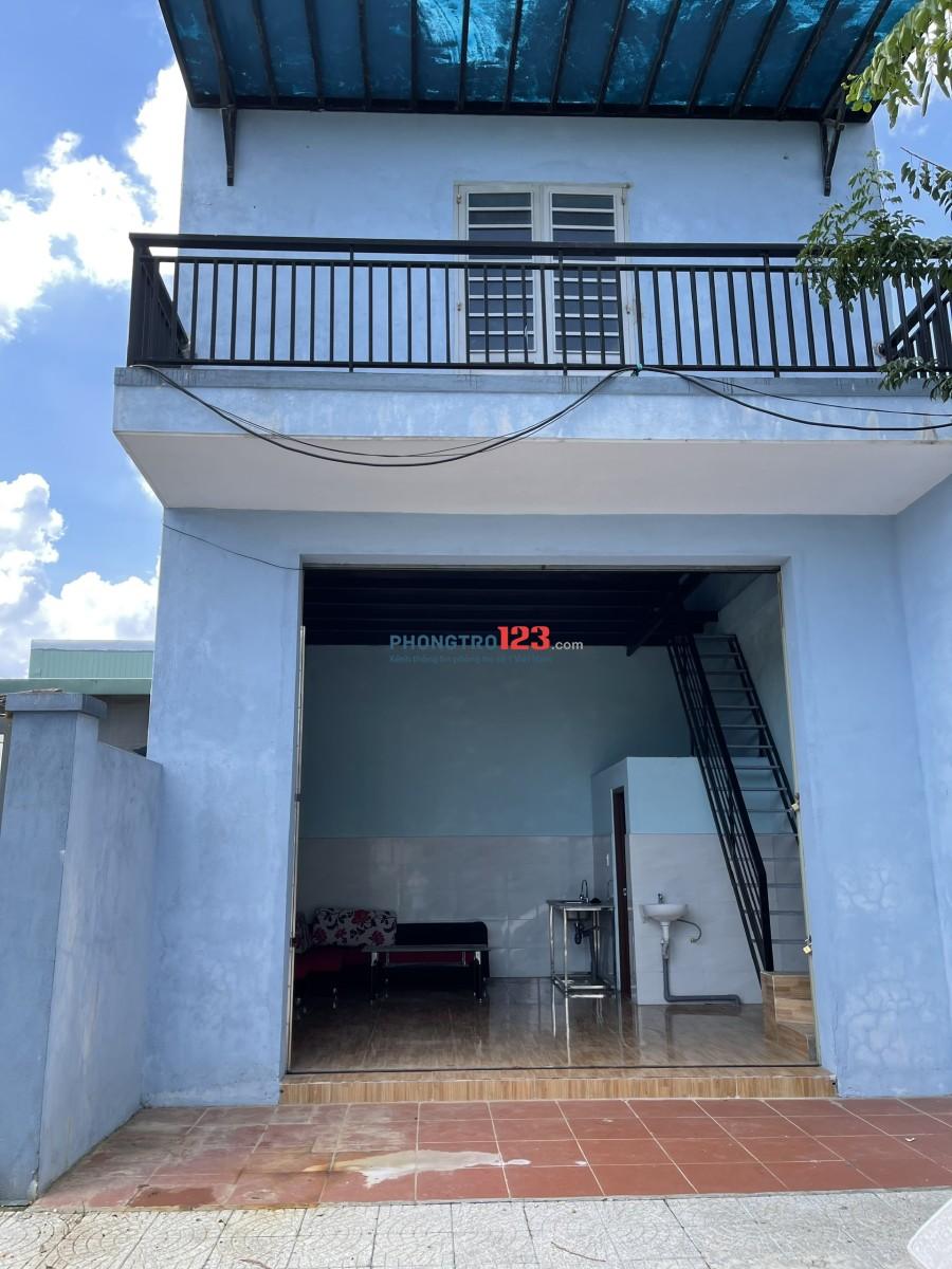 Cho thuê nhà trọ xanh sạch đẹp tại Hòa Xuân